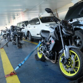 PHILIPPINEN BLOG - Motorradfreunde in den Philippinen nutzen RoRo