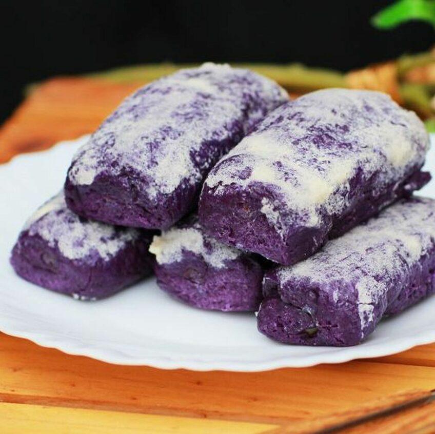 PHILIPPINEN BLOG - Yum Purple Yam