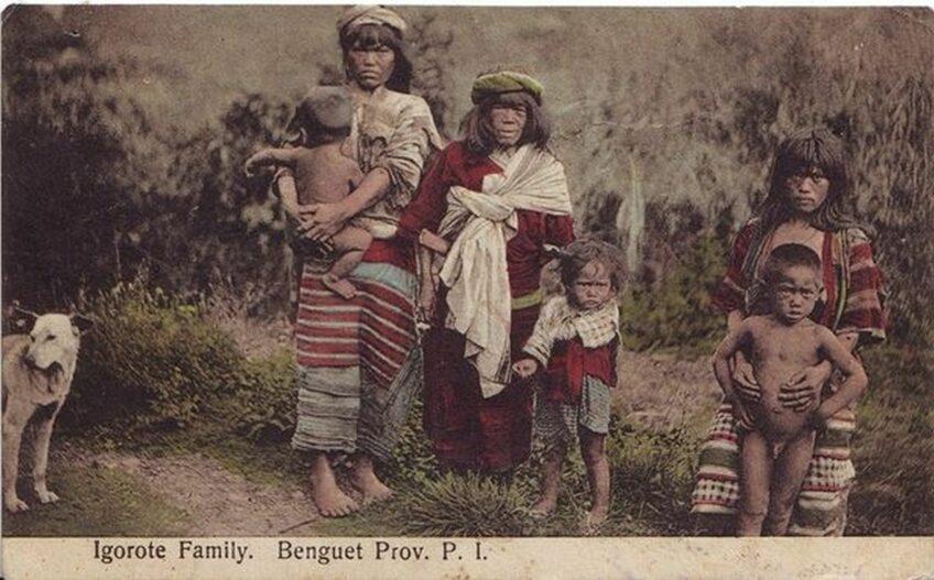 PHILIPPINEN BLOG - GESCHICHTE - Das Tal mit dem Namen Benguet