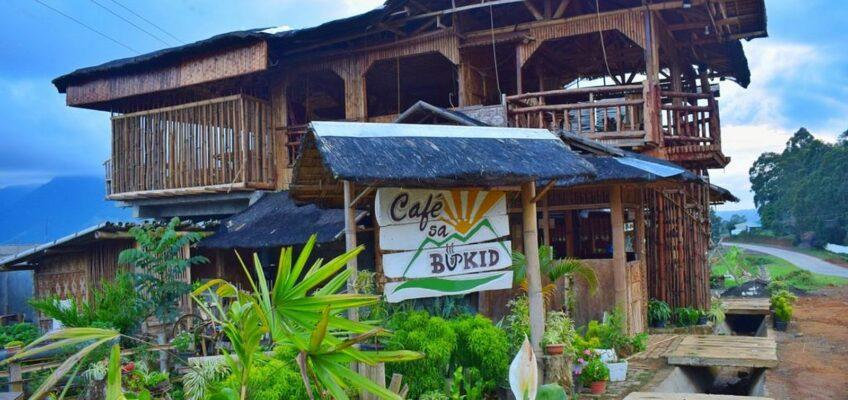 PHILIPPINEN BLOG - Heimeliger Zwischenstopp in Bukidnon - Café sa Bukid