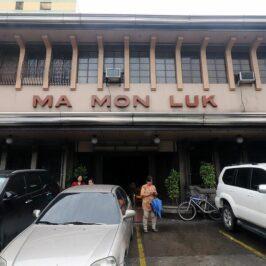 PHILIPPINEN BLOG - Ma Mon Luk
