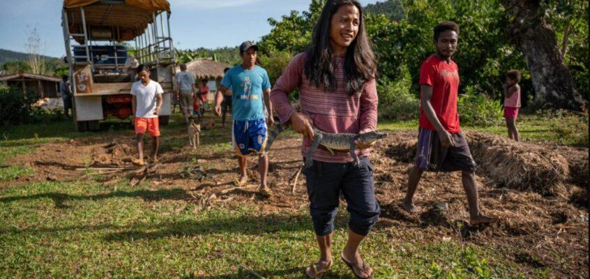 Einige der seltensten Tiere auf den Philippinen