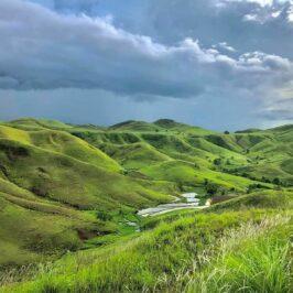 PHILIPPINEN BLOG - 'Klein Batanes' auf Bohol im Palayan Valley