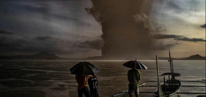 """Wie das """"Worst-Case-Szenario"""" eines Vulkans auf den Philippinen aussehen könnte"""