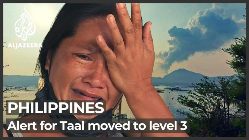 """PHILIPPINEN BLOG - Wie das """"Worst-Case-Szenario"""" eines Vulkans auf den Philippinen aussehen könnte"""