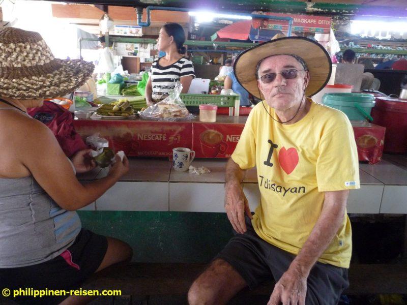 PHILIPPINEN REISEN - REISEBERICHTE - Bei der Maisernte in den Bergen FOTO: Sir Dieter Sokoll KR
