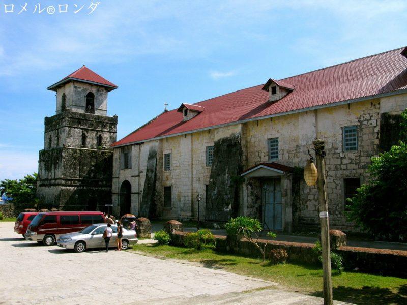 PHILIPPINEN REISEN - ORTE - Baclayon auf Bohol