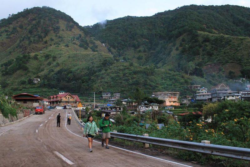 PHILIPPINEN REISEN - ORTE - Die Provinz Benguet