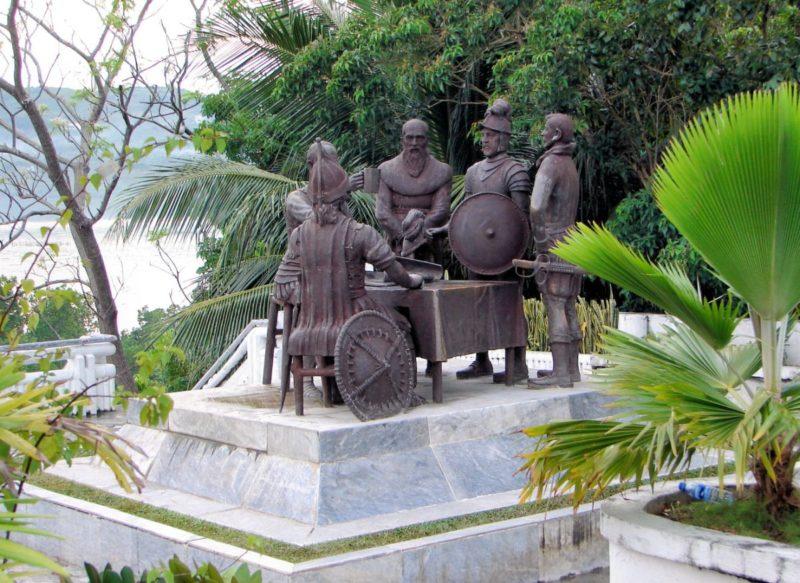PHILIPPINEN REISEN - ORTE - Die Insel und Provinz Bohol