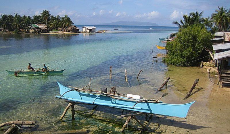 PHILIPPINEN REISEN - ORTE - Eastern Samar