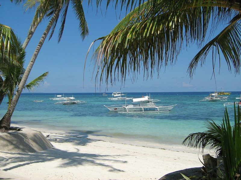 PHILIPPINEN REISEN - INSELN - Inseln in den Visayas