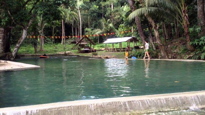 PHILIPPINEN REISEN - ORTE - Touristisch Beschreibung für Jagna