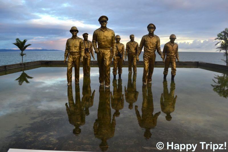 PHILIPPINEN REISEN - ORTE - Die Insel Leyte