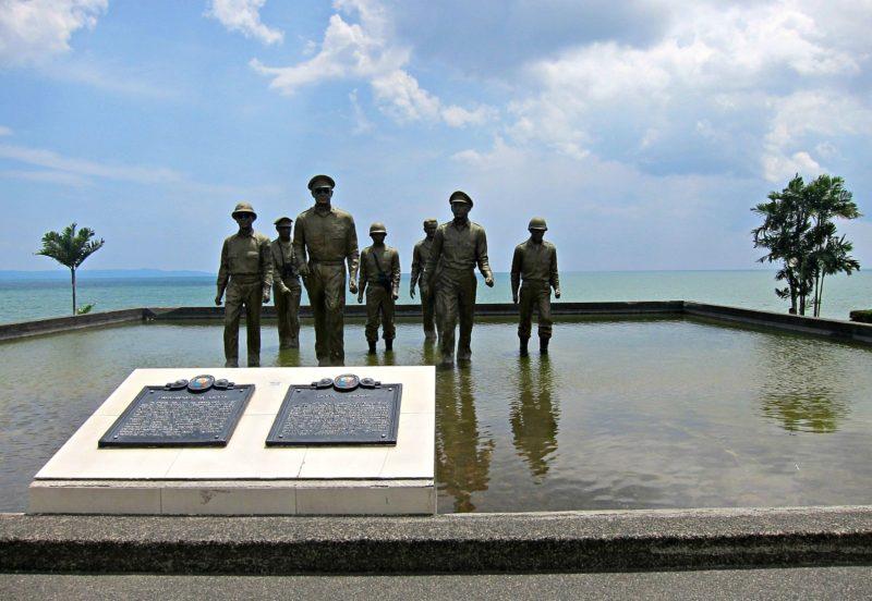 PHILIPPINEN REISEN - ORTE - Die Provinz Leyte auf der Insel Leyte