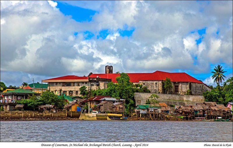 PHILIPPINEN REISEN - ORTE - Laoang in Northern Samar