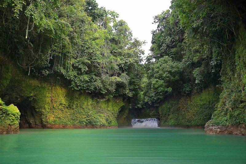 PHILIPPINEN REISEN - ORTE - Die Provinz Northern Samar