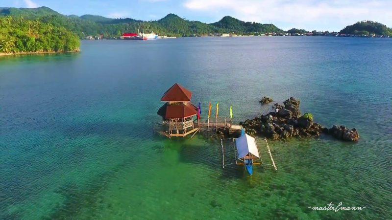PHILIPPINEN REISEN - ORTE - Die Provinz Southern Leyte