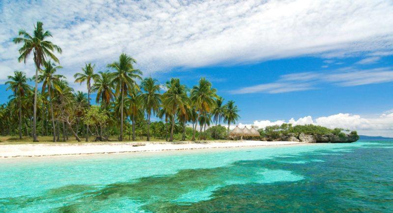PHILIPPINEN REISEN - INSELN - Die Insel Pamilacan