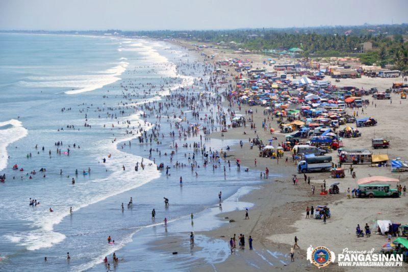 PHILIPPINEN REISEN - ORTE - Die Provinz Pangasinan