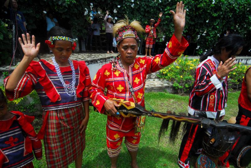 PHILIPPINEN REISEN - STÄMME - Die Stämme von Mindanao