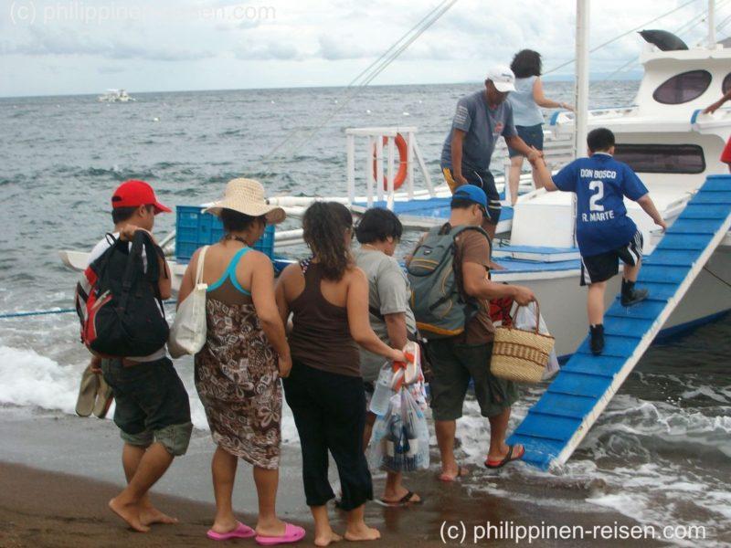 PHILIPPINEN REISEN - PARKS - PARKS in den VISAYAS - Das Apo Meeresschutzgebiet