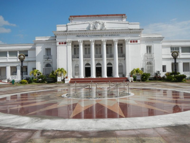 PHILIPPINEN REISEN - ORTE - Die Provinz Batangas