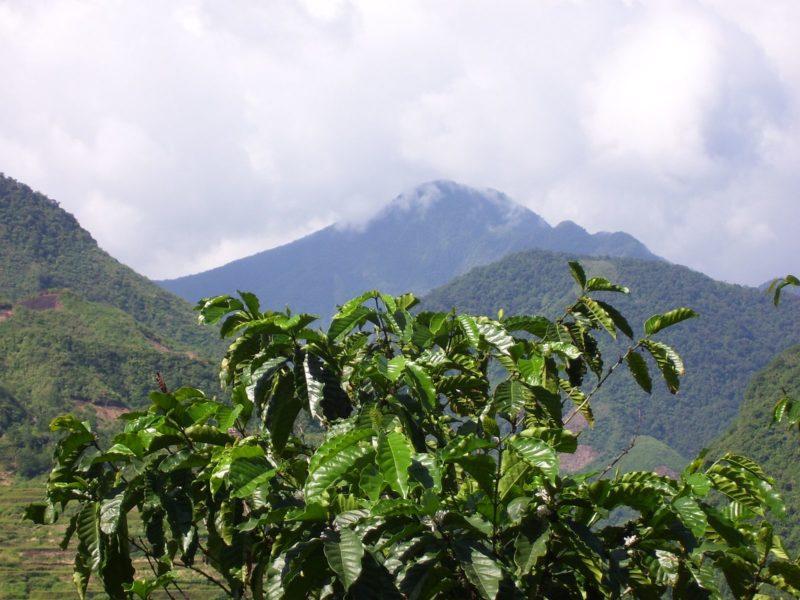 PHILIPPINEN REISEN - VULKANE - Binulauan Vulkan in Kalinga
