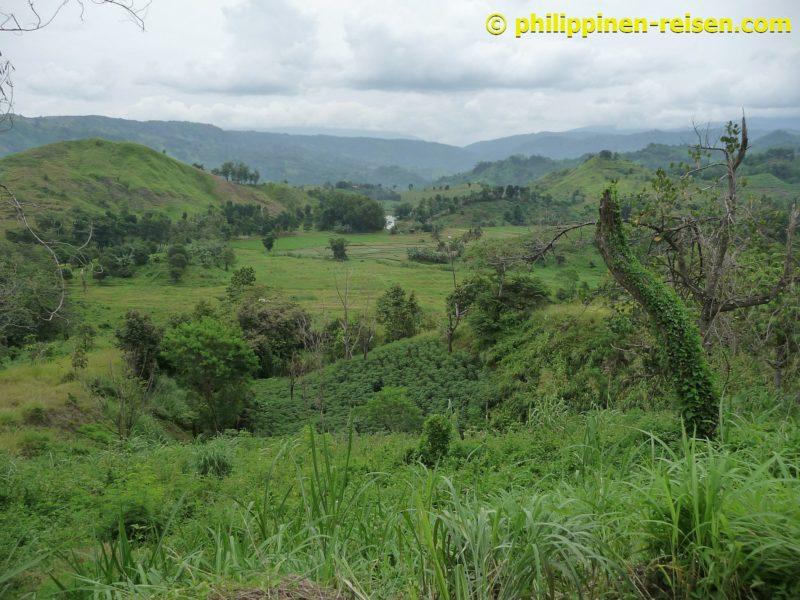 PHILIPPINEN REISEN - ORTE - MINDANAO - BUKIDNONG - Der Ort Malitbog