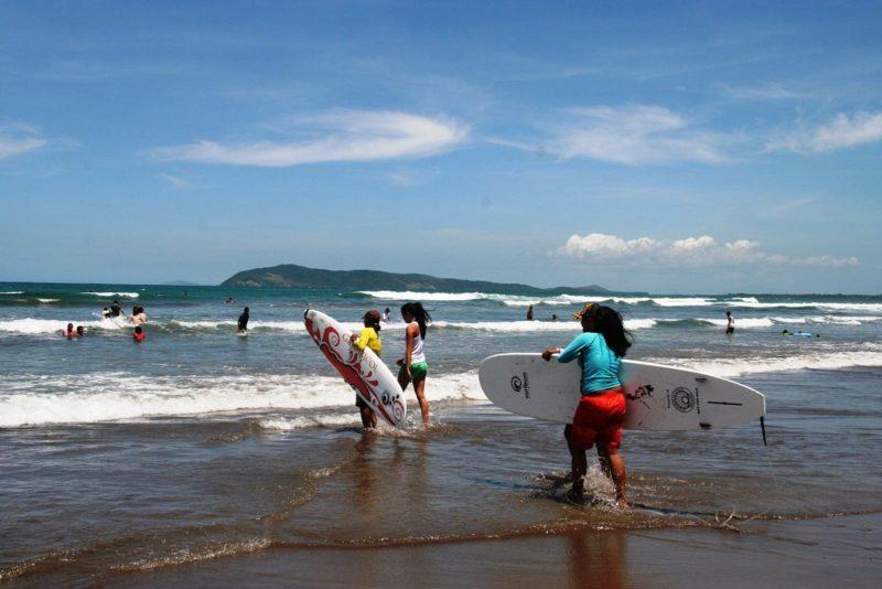 PHILIPPINEN REISEN - ORTE - LUZON SOUTHERN - Die Provinz Camarines Norte
