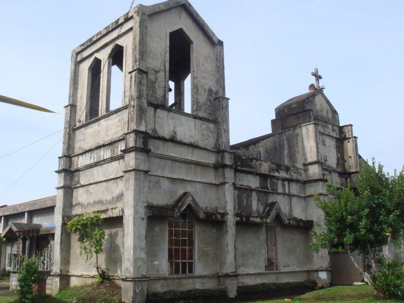 PHILIPPINEN REISEN - ORTE - SOUTHERN LUZON - CATANDUANES - Der Ort Panganiban