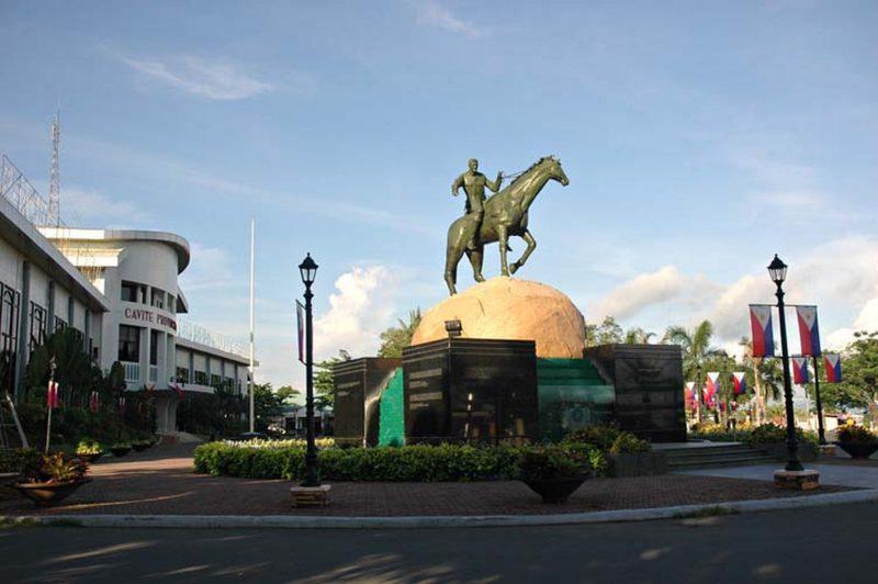 PHILIPPINEN REISEN - ORTE - SOUTHERN LUZON - Die Provinz Cavite