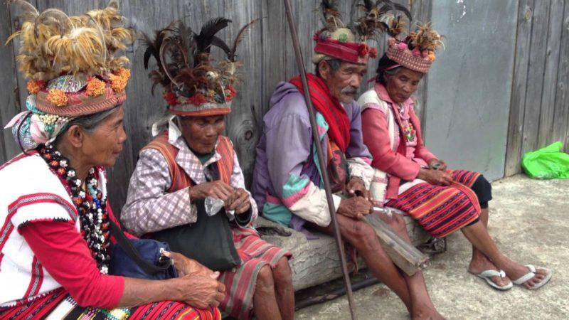 PHILIPPINEN REISEN - STÄMME - DIE STÄMME VON LUZON - Der Stamm der Ifugao