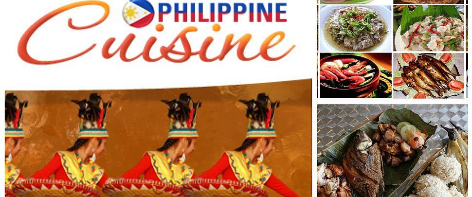 PHILIPPINEN REISEN - Die philippinische KüchePHILIPPINEN REISEN - Die philippinische Küche