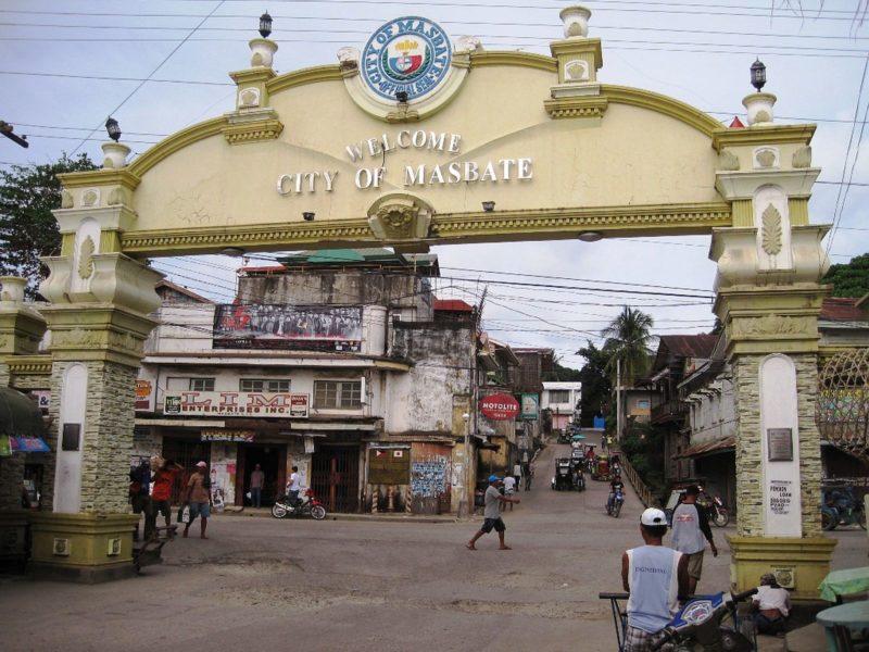 PHILIPPINEN REISEN - ORTE - MASBATE