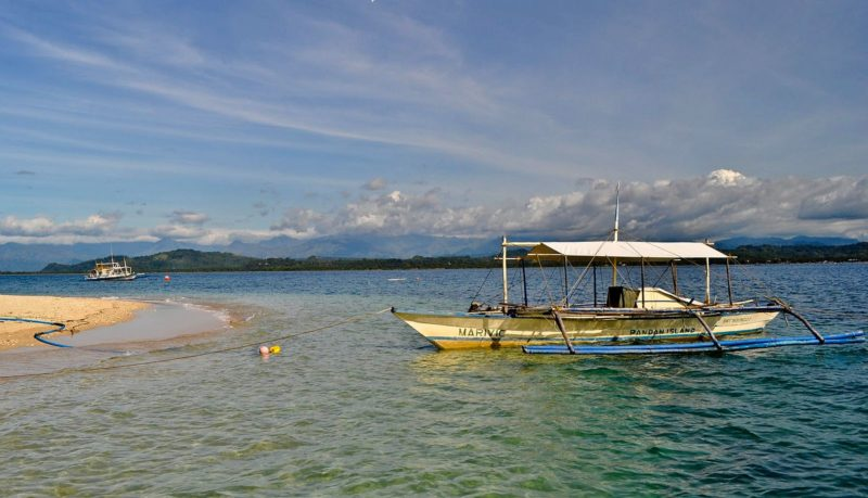 PHILIPPINEN ORTE - MINDORO - Die Insel Mindoro