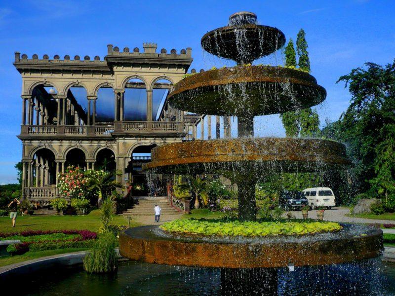 PHILIPPINEN REISEN - ORTE - NEGROS - NEGROS OCCIDENTAL