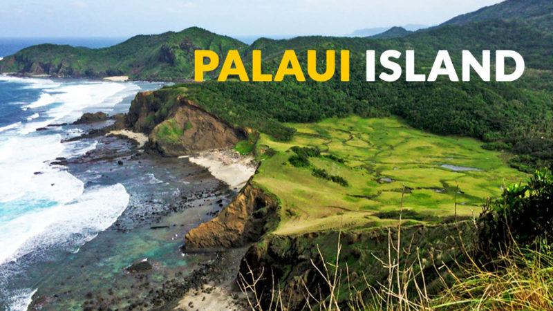 PHILIPPINEN REISEN - INSELN - LUZON - Die Insel Palaui