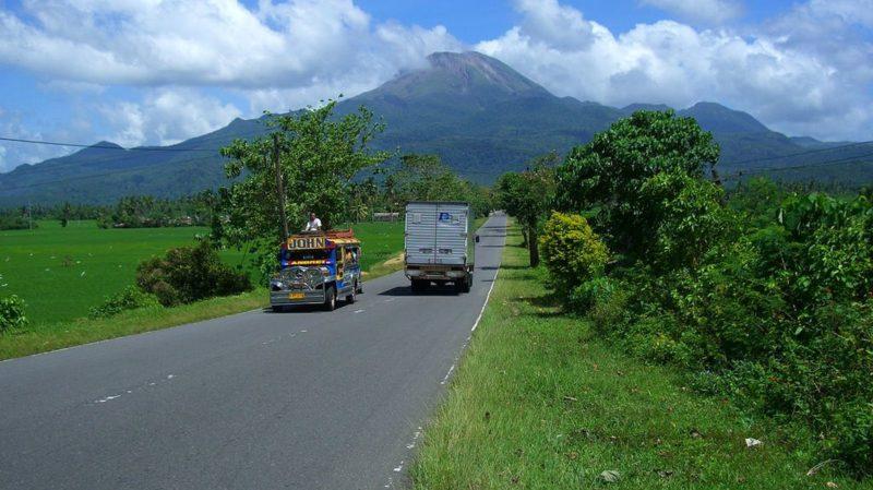 PHILIPPINEN REISEN - ORTE - SOUTHERN LUZON - Die Provinz Quezon