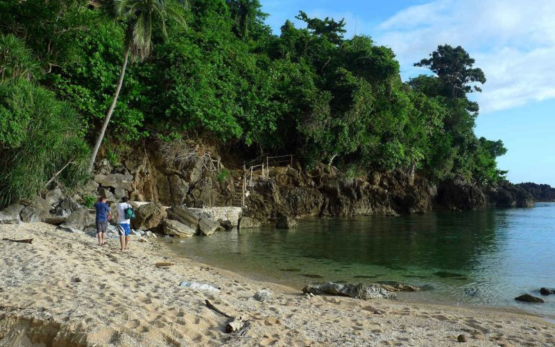 PHILIPPINEN REISEN - ORTE - ROMBLON - Die Provinz Romblon