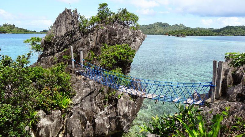 PHILIPPINEN REISEN - ORTE - MINDANAO - DINAGAT - Die Provinz Dinagat