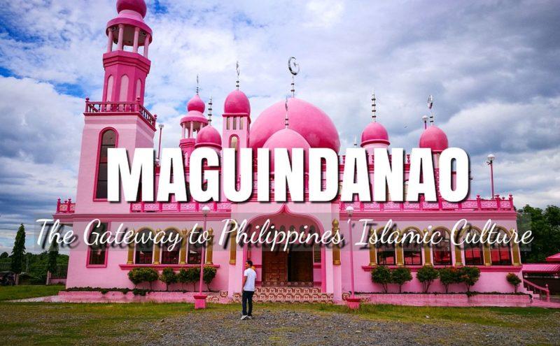 PHIILIPPINEN REISEN - ORTE - MINDANAO - MAGUINDANAO - Die Provnz Maguindanao