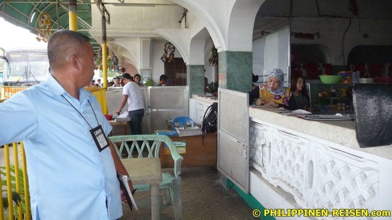 PHILIPPINEN REISEN - REISEBERICHTE - Unsere Reise mit dem Bus nach Dauin