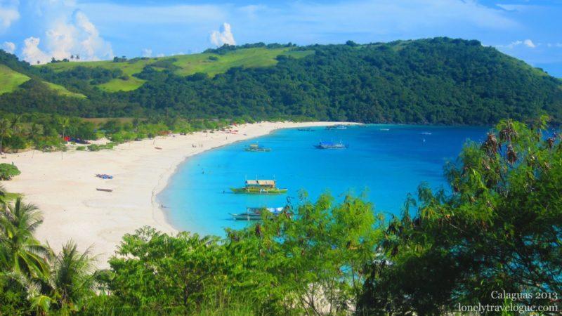 PHILIPPINEN REISEN - INSELN - INSELN in LUZON - Calaguas
