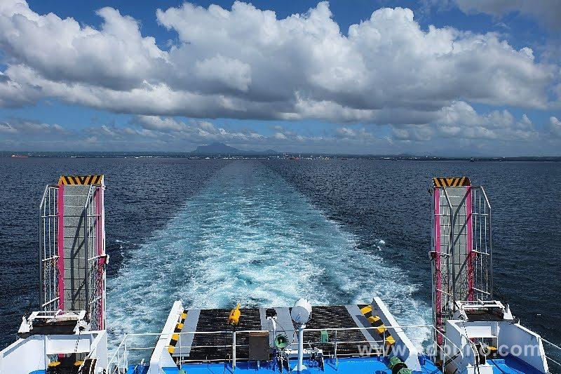 PHILIPPINEN REISEN - SCHIFFSPASSAGEN - Schiffspassage Batangas nach Caticlan