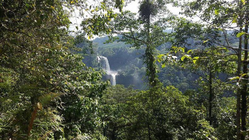 PHILIPPINEN REISEN - WASSERFÄLLE - Malerische Wasserfälle