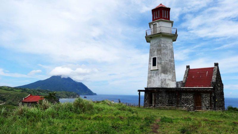 PHILIPPINEN REISEN - LEUCHTTÜRME - Tayid Leuchtturm in Batanes