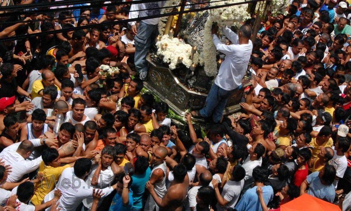 PHILIPPINEN REISEN - KULTUR - FESTE - Turumba Festival