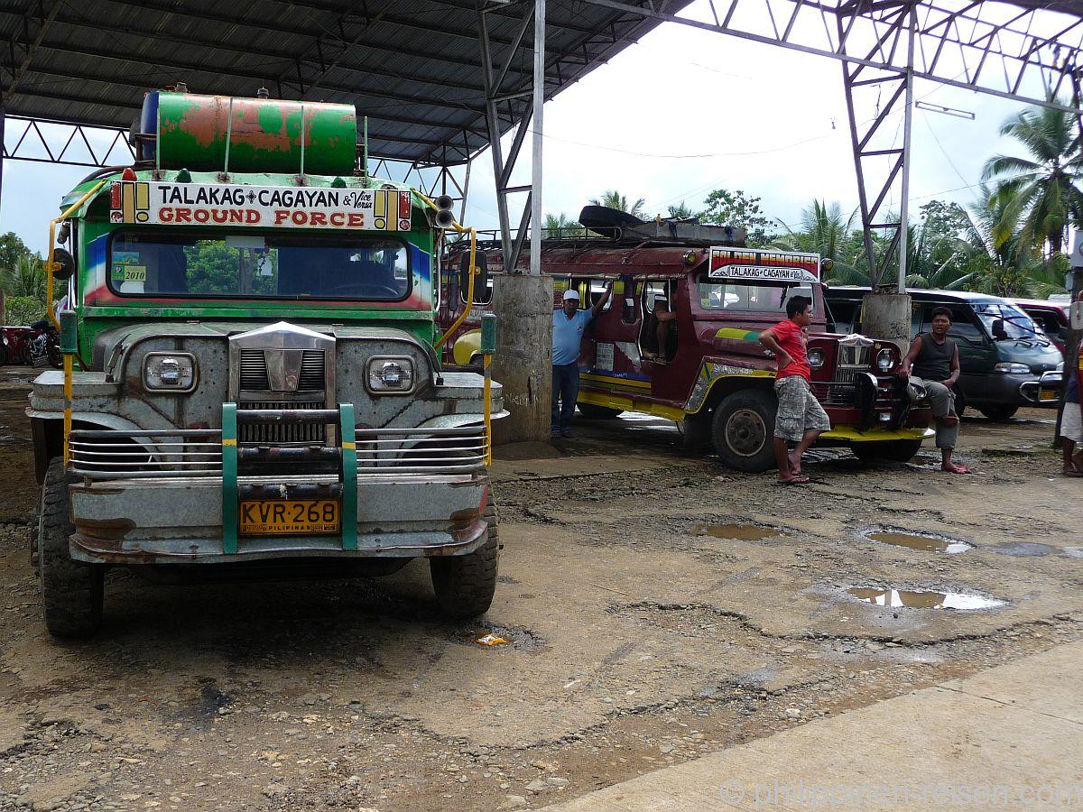 PHILIPPINEN REISEN - ORTE - MINDANAO - BUKIDNON - Talakag