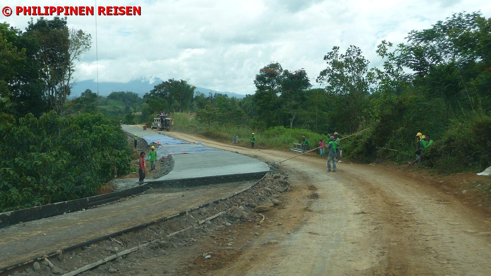 PHILIPPINEN REISEN - REISEBERICHTE - Mindanao - 2-Tagesfahrt rund um Mount Kitanglad Foto: Sir Dieter Sokoll KR