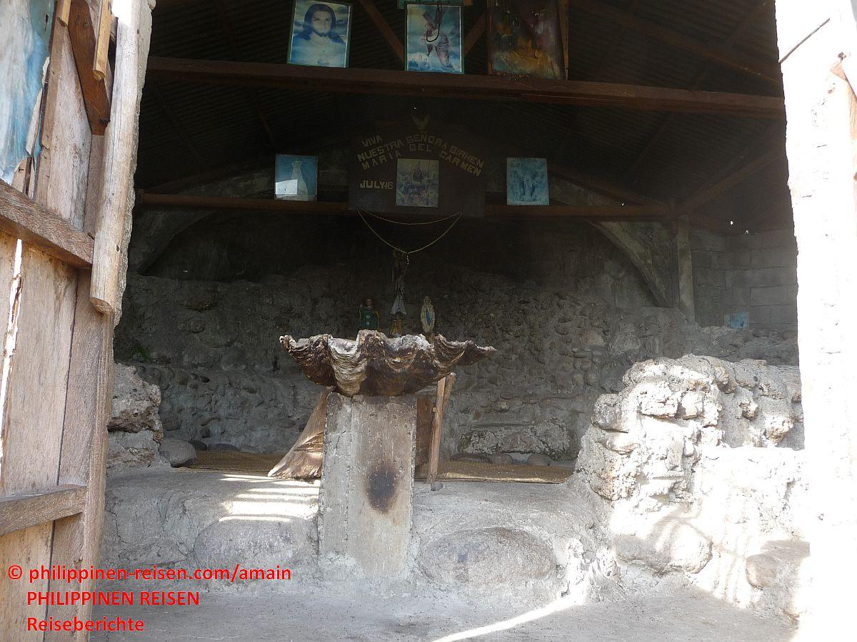 PHILIPPINEN REISEN - REISEBERICHTE - Bei einer Heilerin  Foto von Sir Dieter Sokoll KR